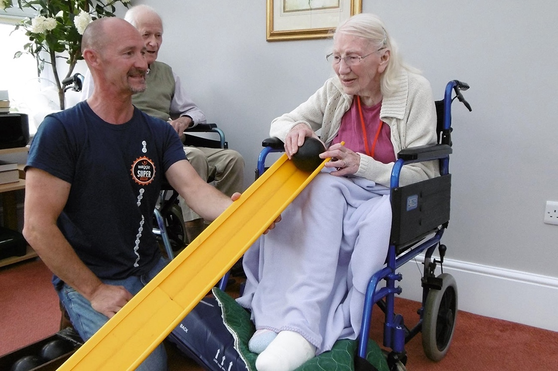 . CQC rated Outstanding Nursing Home Worthing