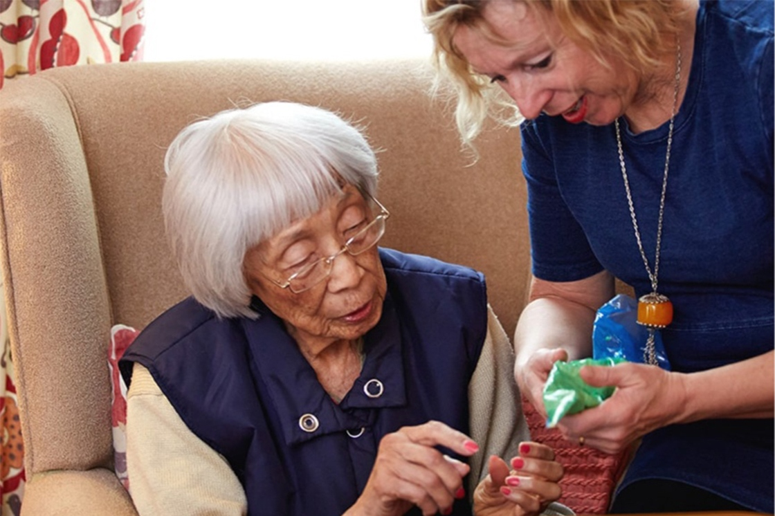 Residential Care Homes in Worthing