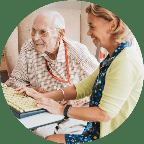 Respite Nursing Care Homes in Worthing