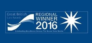 Award winning nursing care home in Worthing